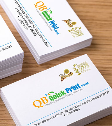 business card artwork qb printing - Name Card Printing